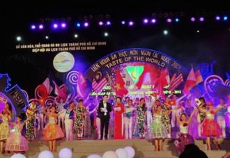 Hàng loạt lễ hội cuối năm ở Sài Gòn