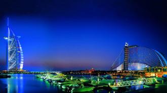 Hành trình đến Dubai, giấc mơ phương Đông