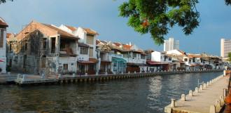 Hoàng thành cổ Malacca, Venice phương Đông