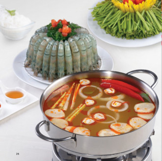 Nghệ thuật chế biến lẩu ngon của đầu bếp Việt