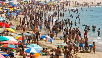 Người châu Á ít nghỉ việc đi du lịch