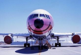 Thực tế thú vị về dịch vụ hàng không cách đây 30 năm