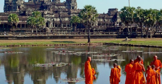 Trên đỉnh thiên đường... Angkor Wat