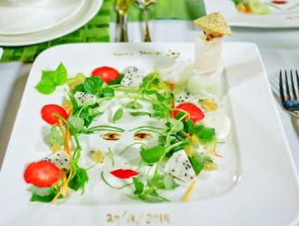 Vẻ đẹp Việt tái hiện trong món ăn miền Nam