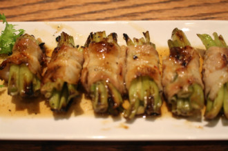 5 món nướng Nhật Bản hấp dẫn ở Sài Gòn