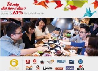 75 nhà hàng ưu đãi mùa lễ hội