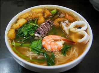 9 món ăn 'gây bão' Hà Nội năm 2014