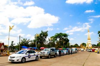 Caravan xúc tiến du lịch Việt - Lào - Thái - Myanmar