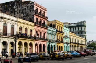 Cuba, lạ mà quen…