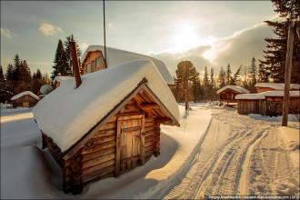 Đồng rúp mất giá, cơ hội vàng để du lịch Nga trong mùa Đông