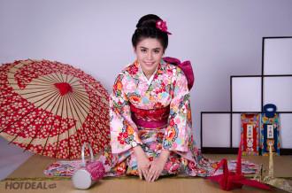 Kimono, 'bức tranh' đẹp đầy màu sắc của xứ Phù Tang