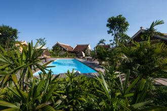Nghỉ dưỡng cuối năm tại Emeralda Resort Ninh Bình
