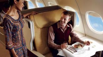 Singapore Airline bán nhầm 900 vé thương gia với giá bình dân