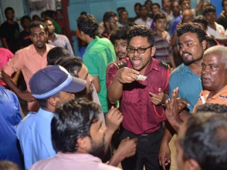 'Thiên đường' Maldives thiếu nước trầm trọng