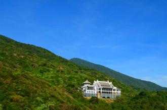 Thiên nhiên ở khu nghỉ dưỡng sang trọng bậc nhất thế giới