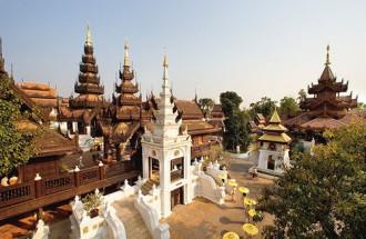 Vẻ đẹp thơ mộng của Chiang Mai
