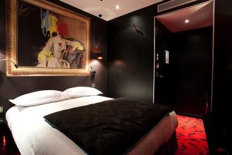 Vice Versa, khách sạn 'tội lỗi' nhất Paris