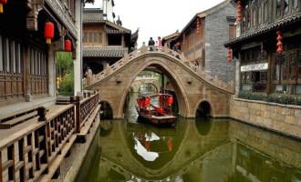 Xuôi dòng Đại Vận Hà, kênh đào dài nhất thế giới