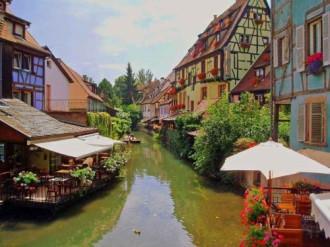 5 thành phố nhỏ xinh nhất thế giới