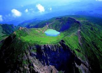 Đảo Jeju Hàn Quốc tuyệt đẹp khi vào xuân