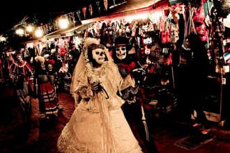Dia de los Muertos - lễ hội của những người chết ở Mexico