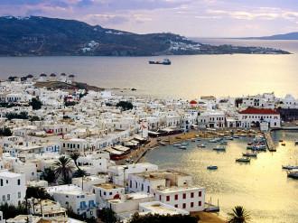 """Hy Lạp, chốn """"thiên đường"""" của các cặp tình nhân"""
