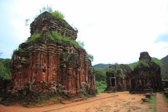 Mỹ Sơn, vẻ đẹp bí ẩn của khu thánh địa lâu đời nhất Việt Nam