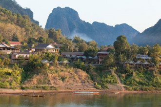 'Phượt' ở Bắc Lào