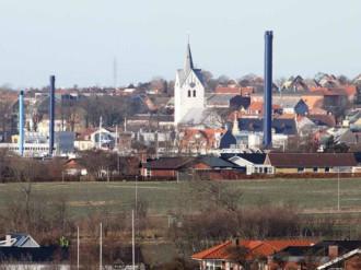 Thisted - thị trấn gợi tình nhất Đan Mạch