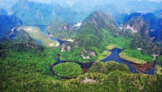 Tràng An đón bằng di sản hỗn hợp thế giới đầu tiên ở Đông Nam Á
