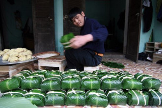 5 làng nghề đậm chất Tết gần Hà Nội