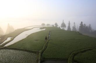 Basha, ngôi làng cuối cùng được dùng súng ở Trung Quốc