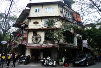 Cà phê Xe Cổ - không gian hoài niệm ở Hà thành