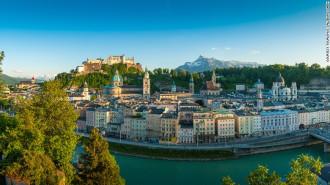 """Đến thăm Salzburg để nghe """"Giai điệu hạnh phúc"""""""