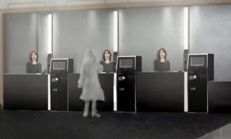 Độc đáo khách sạn chỉ toàn robot phục vụ ở Nhật Bản