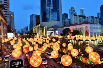 Đón Tết ở Singapore có gì lạ?