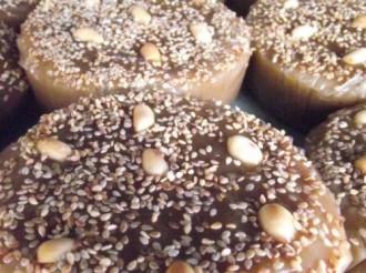Hai loại bánh Tết đặc trưng của người Sán Dìu