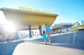 Kỳ nghỉ Tết thú vị tại Vinpearl Land