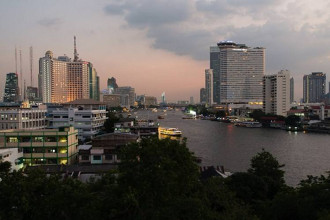 Nhìn ngắm từ trên cao 9 nơi lý tưởng nhất Bangkok