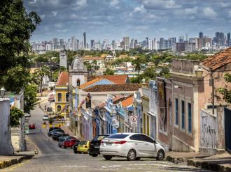 Những điểm đến hấp dẫn ở Brazil qua 45 bức ảnh (P.1)