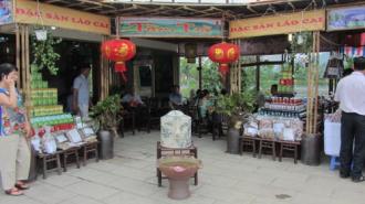 Phiên chợ Lào Cai tại Hà Nội