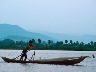 Sự khác biệt độc đáo của sông Tonle Sap, Campuchia
