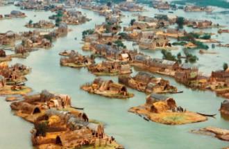Vẻ đẹp mê hồn của 'thành phố nước' Iraq