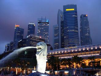 2 ngày thong dong trên đảo quốc sư tử Singapore
