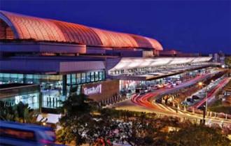 Changi đứng đầu top 10 sân bay thế giới 2015