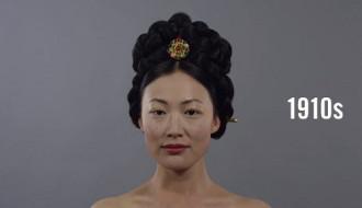 Chỉ 1phút30s để khám phá vẻ đẹp Hàn Quốc trong vòng 100 năm qua