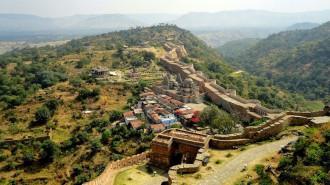 Chuyện về 'Vạn lý trường thành' ở Ấn Độ