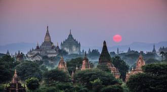 Đất nước, con người Myanmar trong bộ ảnh đẹp mê hồn