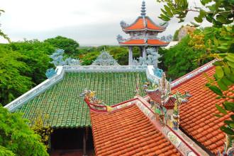 Đến thăm chùa Cổ Thạch, chốn bồng lai tiên cảnh