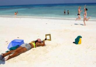 Du khách tới đảo ở Thái Lan phải mang rác về